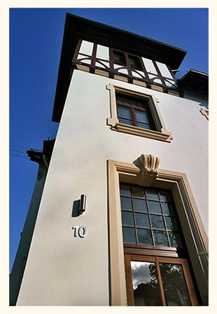 Firmensitz Wiegand PR Alte Post Walluf am Rhein bei Wiesbaden 2
