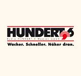 Hundert 6 logo